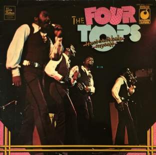 Four Tops ‎- I Can't Help Myself (LP) (G/G-)